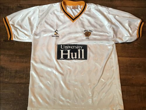 1997 1998 Hull City Away Football Shirt XL